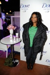 Octavia Spencer enjoys the #DoveColor Care Salon at the Sundance Film Festival.